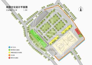 旺丁学校校园整体规划设计